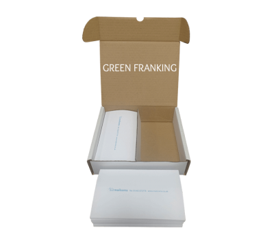 1000 Double Sheet Universal Long (175mm) Franking Labels (500 sheets with 2 per sheet)
