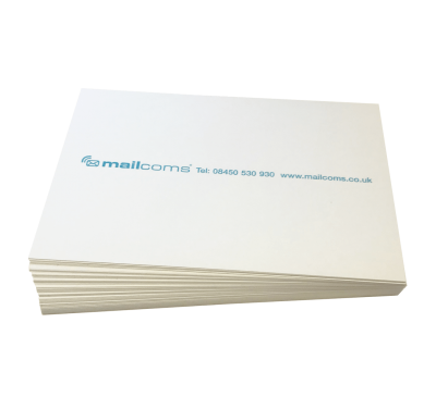 200 Double Sheet Universal Franking Labels (100 sheets with 2 per sheet)