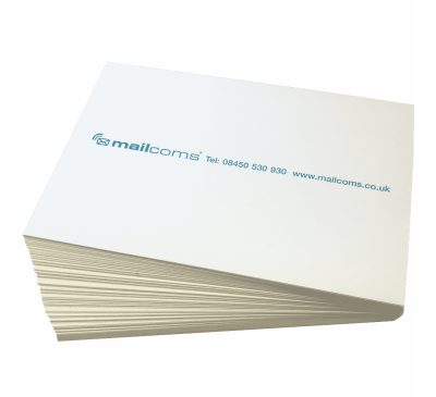 500 Double Sheet Universal Franking Labels (250 sheets with 2 per sheet)