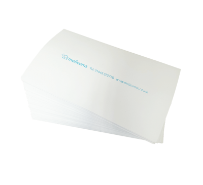 500 Double Sheet Universal Long (175mm) Franking Labels (250 sheets with 2 per sheet)