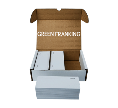 200 Compatible FP Mailing Postbase One Single Franking Machine Labels